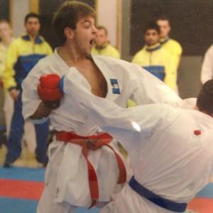 rob karate